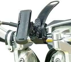 Locking Strap Motorbike Mount and Cradle for Garmin GPSMAP 62 GPS (sku 30177)