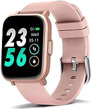 MorePro Smart Watch 18 Sport Modes Activity Tracker Heart Rate Fitness Watch Blood Oxygen Monitor Sleep Tracker Calories P...