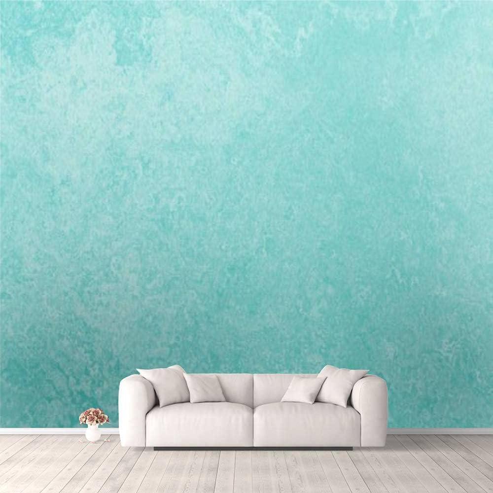 3D Wallpaper Pastel Teal Direct store ...