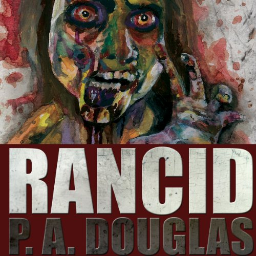 Rancid audiobook cover art