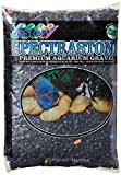 Estes Gravel Products 20516 Spectrastone Permaglo Black Lagoon for Freshwater Aquariums, 5-Pound Bag