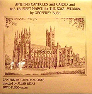Anthems, Canticles, and Carols, and the Trumpet March for the Royal Wedding; Alpha Collection LP