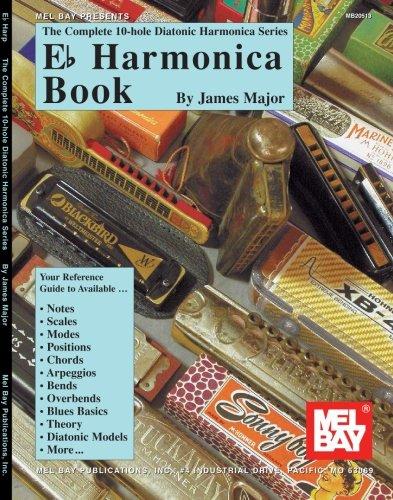 Eb Harmonica Book (Complete 10-hole Diatonic Harmonica Series)