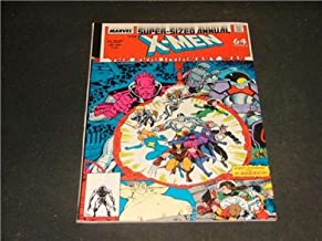 Uncanny X-Men Annual #12 1988 The Evolutionary War