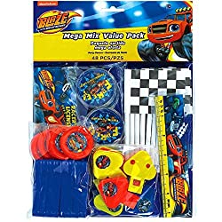 Blaze and the Monster Machines Mega Mix Value Pack, Party Favor