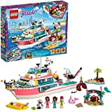 LEGO Friends Rescue Mission Boat 41381 Boat...