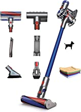 Premium Dyson V7 Allergy HEPA Cordless Stick Vacuum Cleaner: Lightweight, Powerful, Bagless Ergonomic, Telescopic Handle, ...