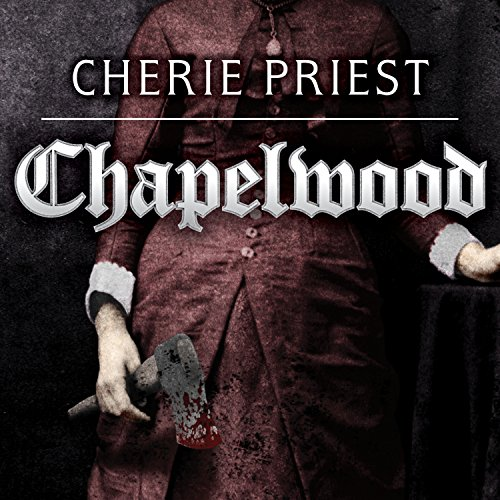 Chapelwood audiobook cover art