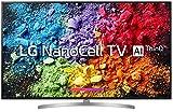 LG 190.5 cm (75 inches) 75SK8000PTA 4K Super UHD LED Smart TV (Black)