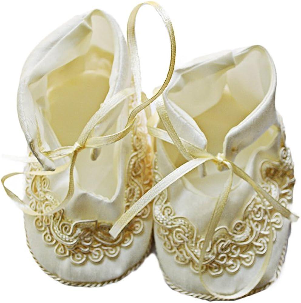 Grahmart G003 Christening/Baptism Shoes Baby Girl