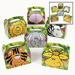 zoo animal treat boxed