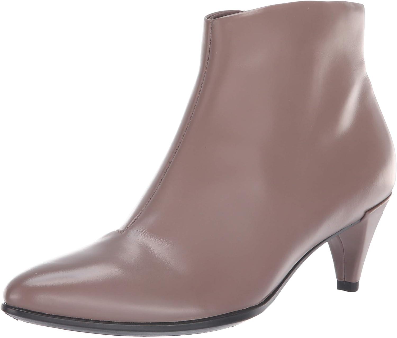 ECCO Womens Shape 45 Kitten Heel Ankle Boot