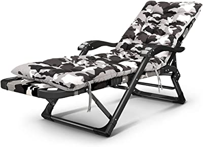 Amazon.com: Erru - Silla reclinable para patio con ...