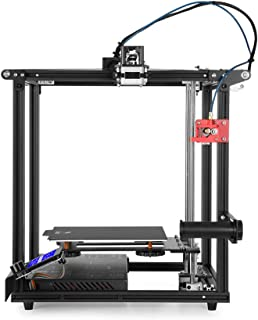Official Creality Ender 5 Pro 3D Printer Upgrade Silent Mainboard with Metal Extruder Frame Use Capricorn Bowden PTFE Tubing 220 x 220 x 300mm Build Volume