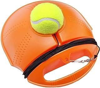 أداة تدريب التنس بممارسة كرة التنس كرة ارتداد للدراسة الذاتية مع جهاز تدريب لوحي لتدريب التنس