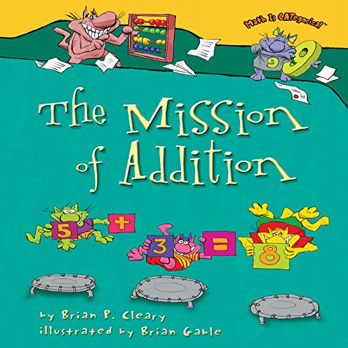 The Mission of Addition copertina