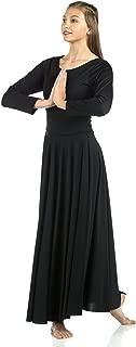 black dance uniforms