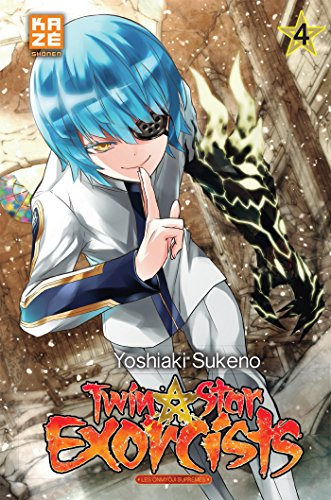 Twin Star Exorcists T04