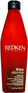 Redken Frizz Dismiss Shampoo for Unisex - 10.1 oz, 394.63 grams