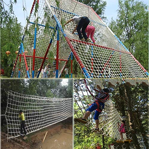New WANIAN Children Safety Anti-Fall Rope Net - Stair Anti-Fall Safe Nets Bar Decoration Net Childre...