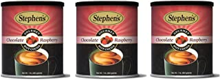 Stephen's Gourmet Hot Cocoa, 16-Ounce Cans (Chocolate Raspberry, Pack - 3)