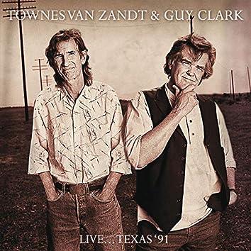 Live At The Cactus Café, Austin Texas, 16. Feb 91