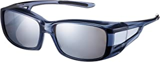 SWANS(スワンズ) サングラス メガネの上からかける オーバーグラス OG4