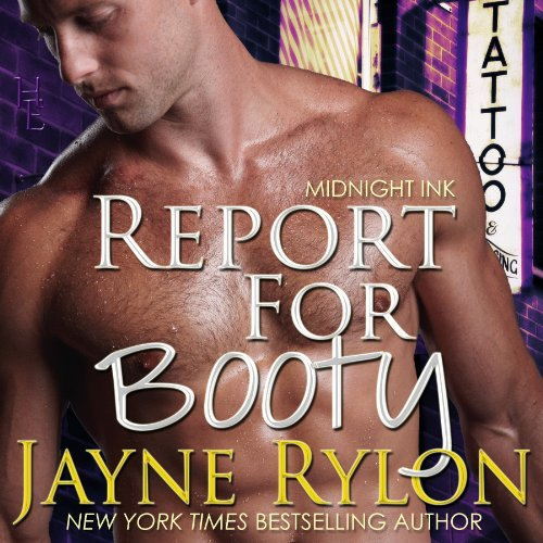 Report For Booty audiobook cover art