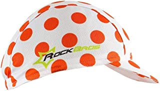 Hysenm Cycling Cap Hat Helmet Liner Champion Cap Tour De France Polyester Breathable Sweat Absorbent