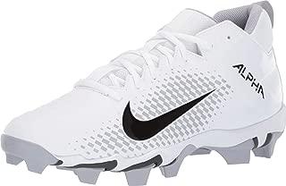 Nike Alpha Menace 2 Shark White/Black/Wolf Grey/Anthracite 7