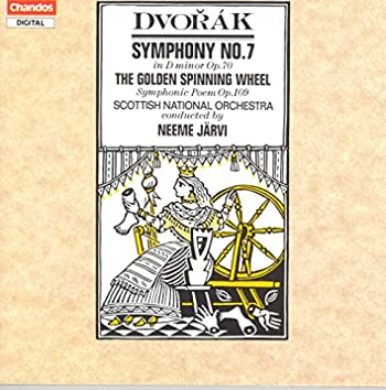 Dvorak: Symphony No. 7 / The Golden Spinning Wheel
