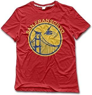 San Fransokyo Road Men's Fashion T-Shirt Logo T-Shirt Printing Short Sleeve T-Shirt