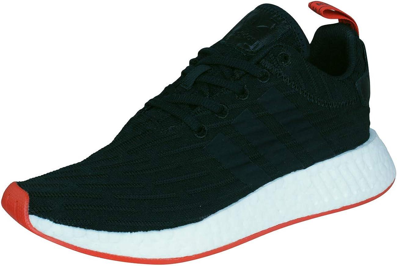 adidas NMD R2 Prime Knit BA72 (8, Black