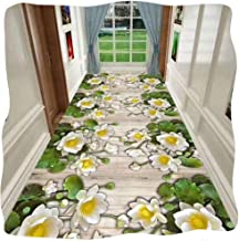 HAIPENG Extra Long Runner Rug for Hallway with Non Slip Backing, Area Rugs for Kitchen Stairs Front Foyer, Floor Protector...