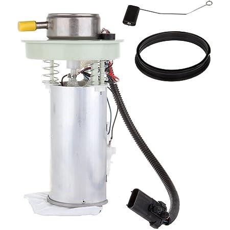 Electric Fuel Pumps Module Housing Assembly L4 V6 V8 2.5L 3.9L 4.7L 5.2L 5.9L compatible with DODGE 97-03 DAKOTA