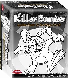 Playroom Entertainment Killer Bunnies Twilight White Booster