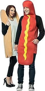 hot dog bun costume