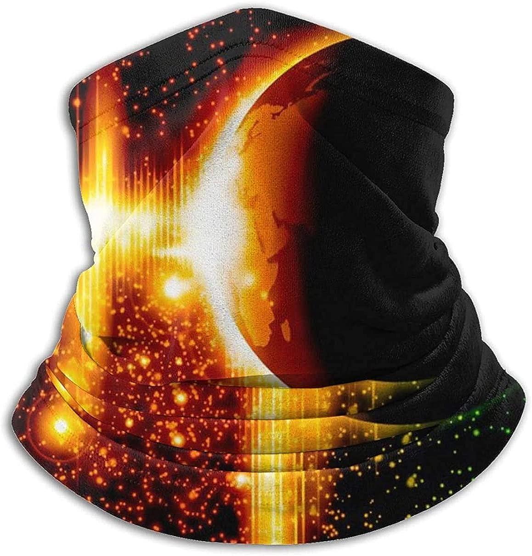 Neck Warmer Windproof Balaclava Warm Scarf Dustproof Ski Face Mask Hats Headwear