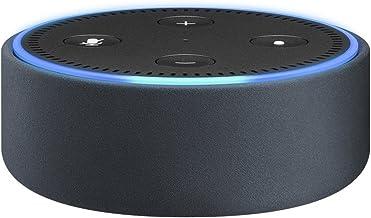 Amazon Echo Dot Case - Midnight Leather