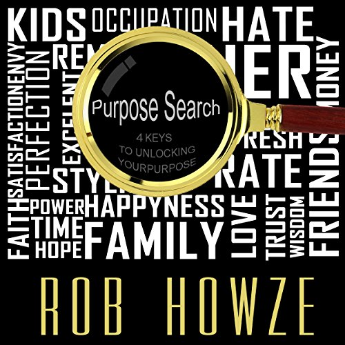 Purpose Search audiobook cover art