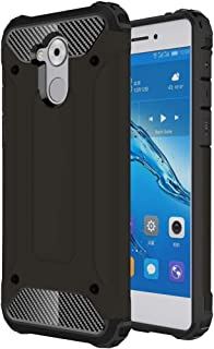 New For Huawei Enjoy 6s Armor TPU + PC Combination Case(Black) Chuyz (Color : Blue)