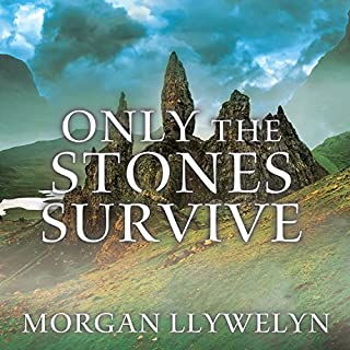 Only the Stones Survive audiobook cover art