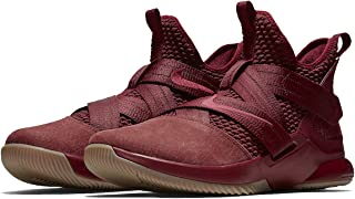Tênis Nike Lebron Soldier 12 Team Red King James Basketball