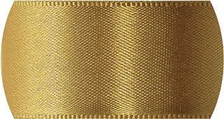 Fitas Progresso CF005-228 Fita de Cetim, 22 mm, 10 m, Ouro