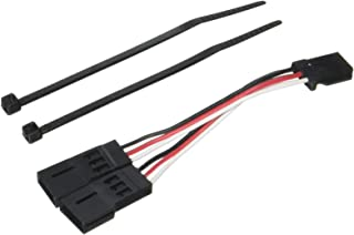 Traxxas 2046 Servo Connector, Y-Adapter for Dual-Servo Steering