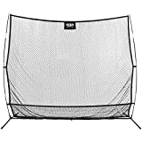 Izzo Golf Catch All Net - Extra Large Golf Hitting net for Your Backyard or Home Range -  A43404