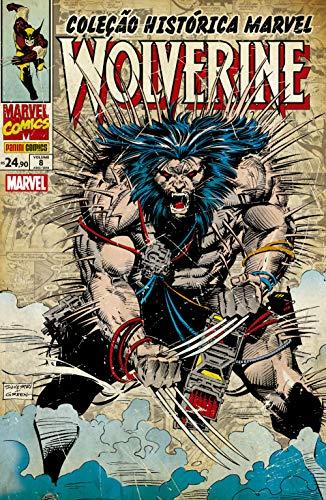 Coleção Histórica Marvel: Wolverine vol. 8
