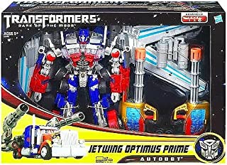 Transformers Optimus Prime Jetwing Assortment - Exclusive to Amazon