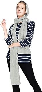 Bellady Winter Knit Hooded Scarf Pullover Headscarf Hoodie Hat