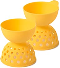 OXO Good Grips Silicone Egg Poachers (Set of 2)